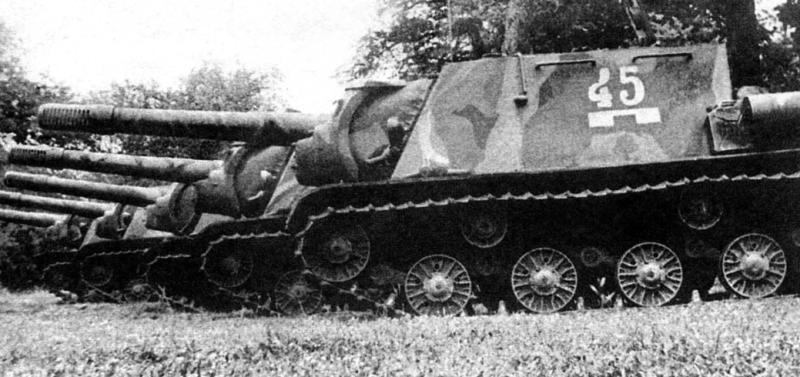 ISU-152 [Tamiya 1/35] Fin210
