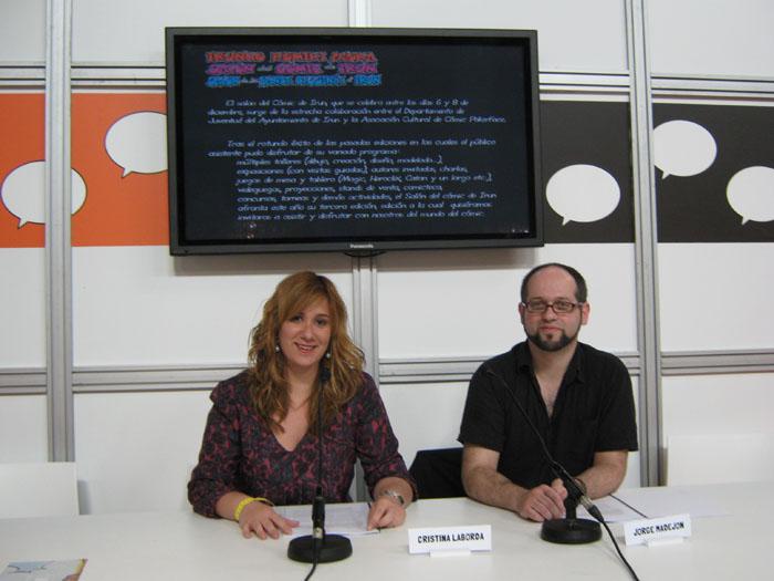 FOTORREPORTAJE - PokerFace en el 28º Salón de Cómic de Barcelona 00img_11