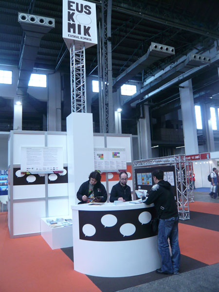 FOTORREPORTAJE - PokerFace en el 28º Salón de Cómic de Barcelona 00p10510