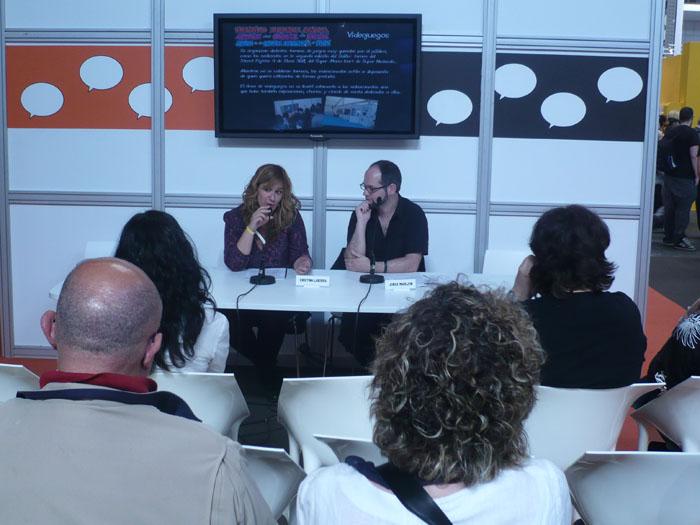 FOTORREPORTAJE - PokerFace en el 28º Salón de Cómic de Barcelona 00p10532