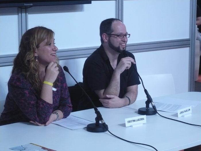 FOTORREPORTAJE - PokerFace en el 28º Salón de Cómic de Barcelona 00p10534