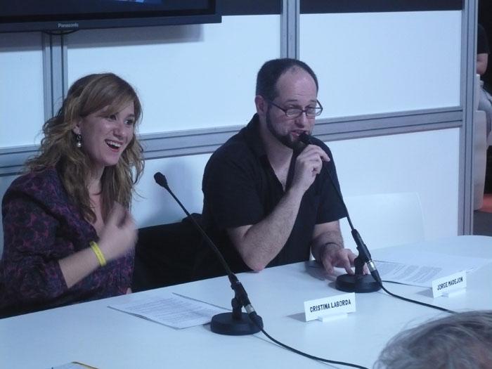 FOTORREPORTAJE - PokerFace en el 28º Salón de Cómic de Barcelona 00p10535