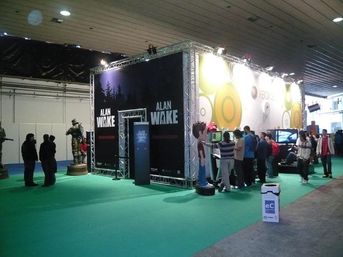 FOTORREPORTAJE - PokerFace en el 28º Salón de Cómic de Barcelona P1050211