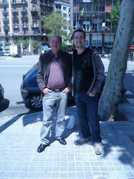 FOTORREPORTAJE - PokerFace en el 28º Salón de Cómic de Barcelona P1050319
