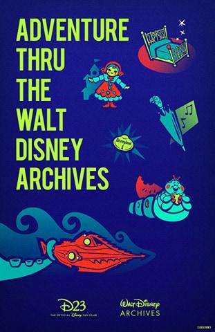 Adventure Thru the Walt Disney Archives [Disney] 10268010