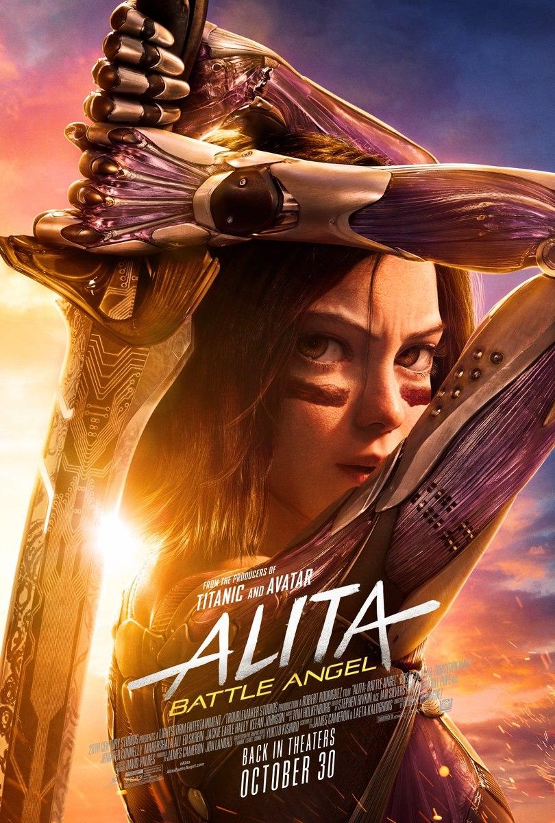 Alita : Battle Angel [20th Century - 2019] 12318810