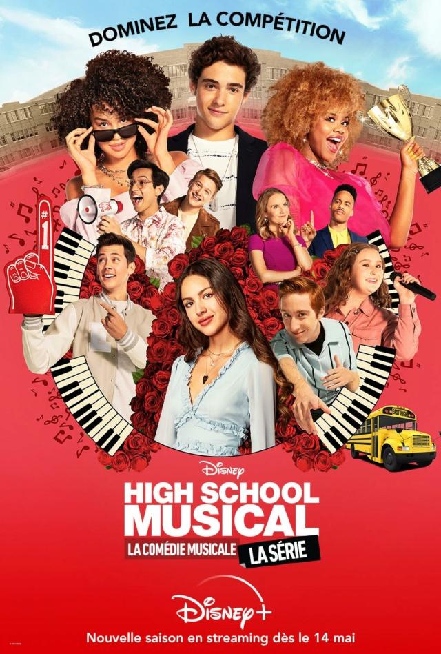 High School Musical : La Comédie Musicale - La Série [Disney - 2019] 17115810