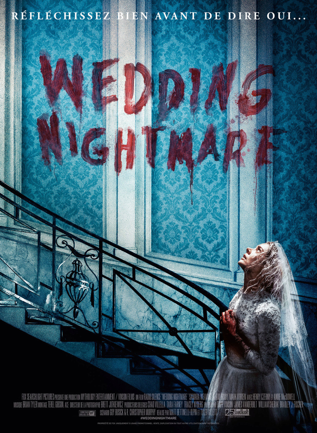 Wedding Nightmare [Searchlight - 2019] 21602710