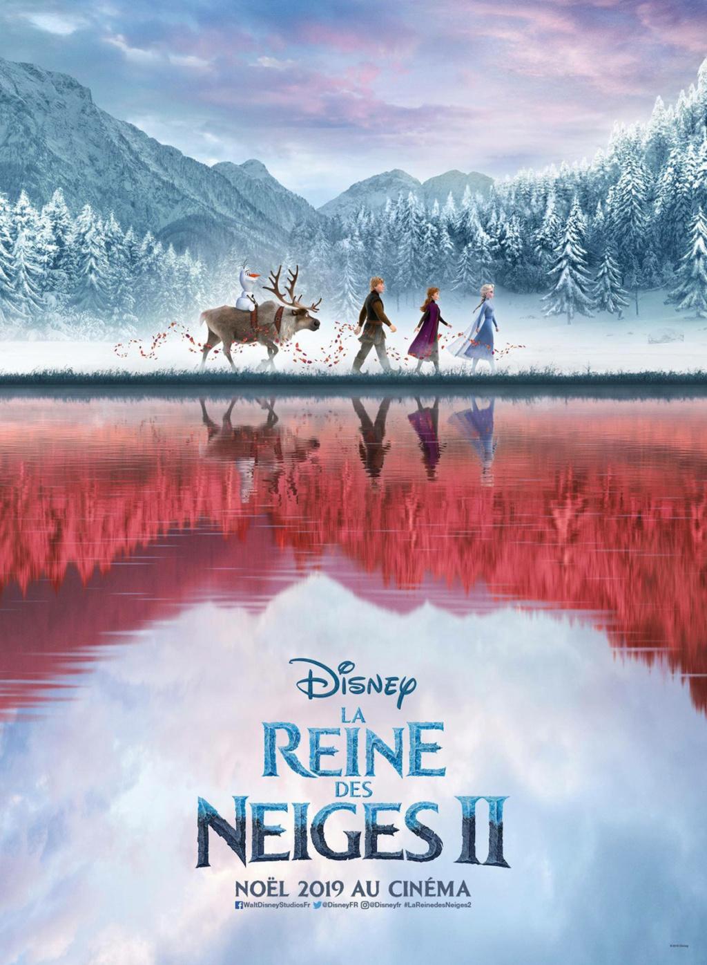 La Reine des Neiges II [Walt Disney - 2019] - Page 21 23835610