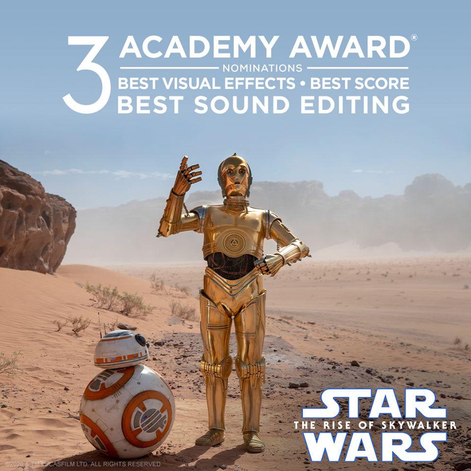 Star Wars : L'Ascension de Skywalker [Lucasfilm - 2019] - Page 17 411