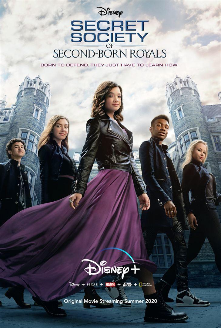 Société Secrète de la Royauté [Disney - 2020] 57041010