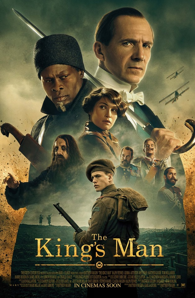 The King's Man : Première Mission [20th - 2020] 71029010