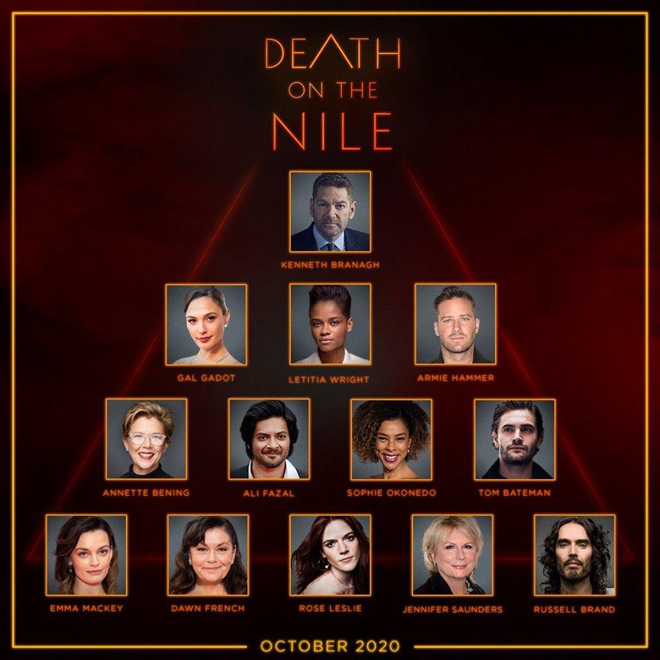 Mort sur le Nil [20th Century - 2020] 71864910
