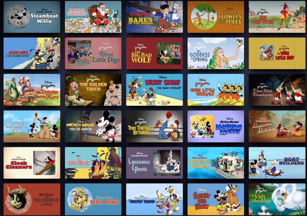 Le lancement de Disney+ - Page 19 72428810