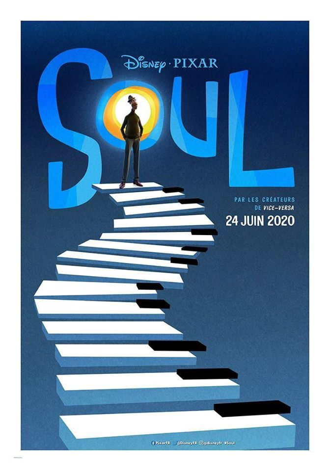 Soul [Pixar - 2020] - Page 2 74160610