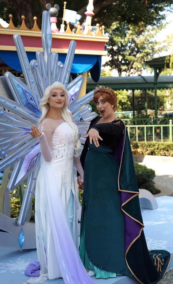 La Reine des Neiges II [Walt Disney - 2019] - Page 4 76728910