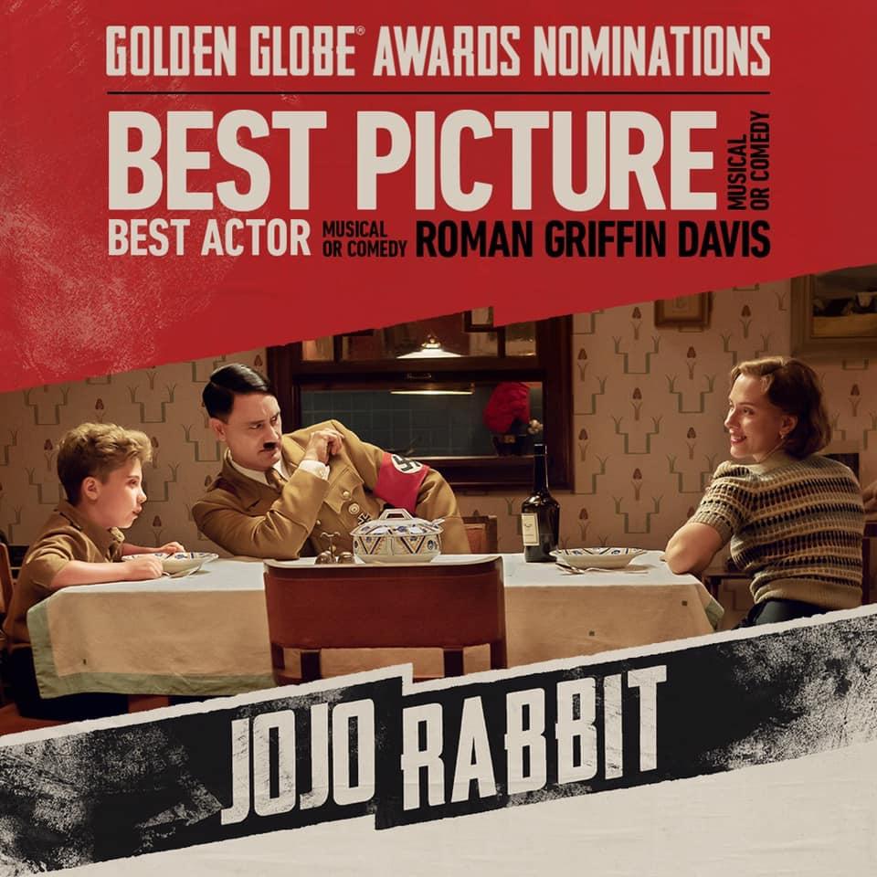 Jojo Rabbit [Searchlight - 2019] 79414414