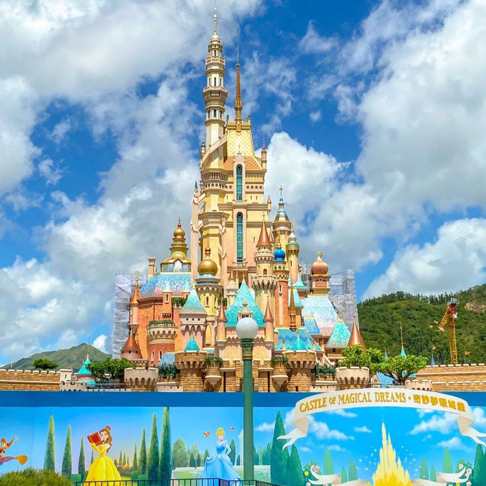 [Hong Kong Disneyland] Castle of Magical Dreams (21 novembre 2020) - Page 11 83340310