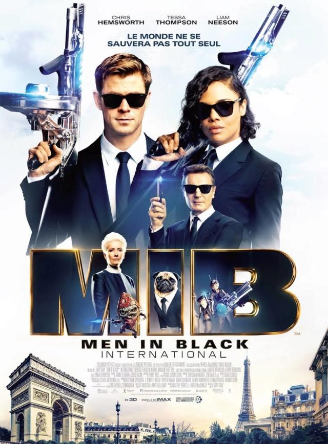 Men in Black International [Marvel HS - 2019] Images10