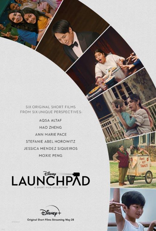 Launchpad [Disney - 2021] - Courts-métrages Renega10
