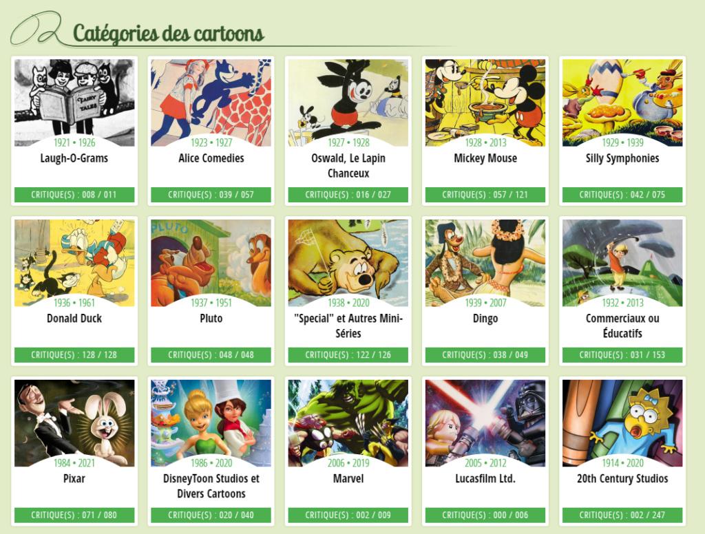 Listes et chroniques des films d'animation Disney Sans_t13