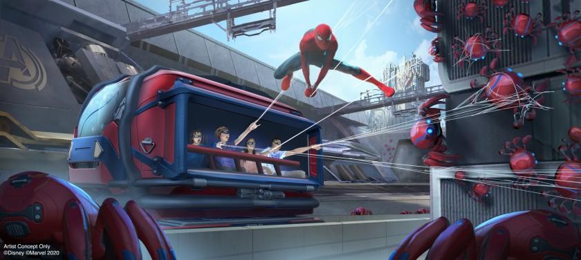 [Disney California Adventure] Avengers Campus (18 juillet 2020) - Page 6 Tzolzo11
