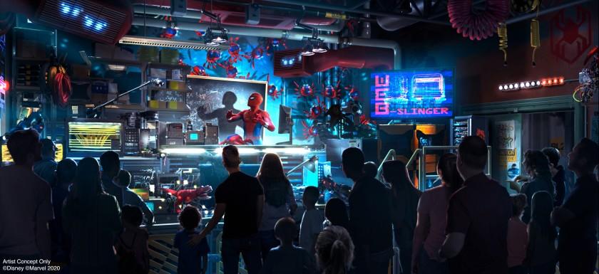 [Disney California Adventure] Avengers Campus (18 juillet 2020) - Page 6 Tzolzo14