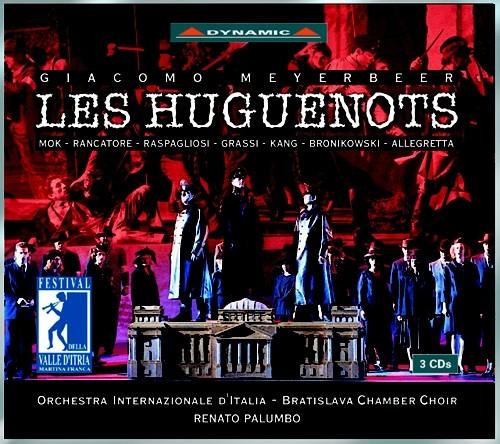 Les Huguenots Cds42210