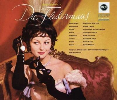 Johann Strauss - Die Fledermaus (La Chauve-Souris) Fleder11