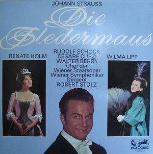 Johann Strauss - Die Fledermaus (La Chauve-Souris) Fleder12