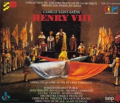 Saint-Saëns-autres opéras Henry810