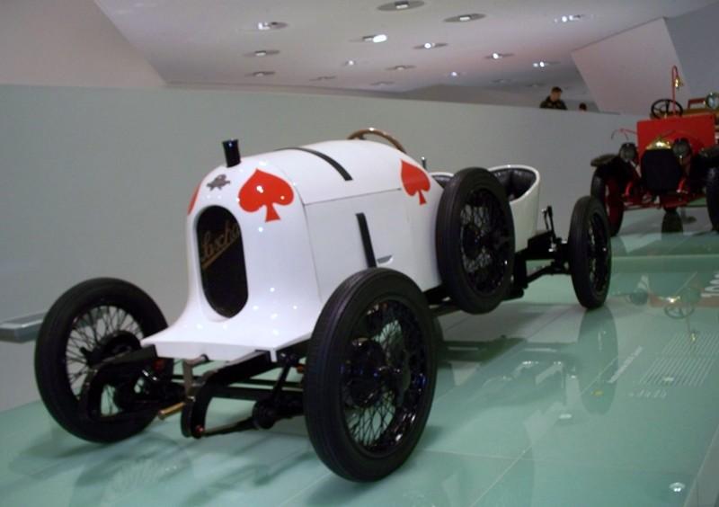 Porsche Museum in Zuffenhausen 100_3614