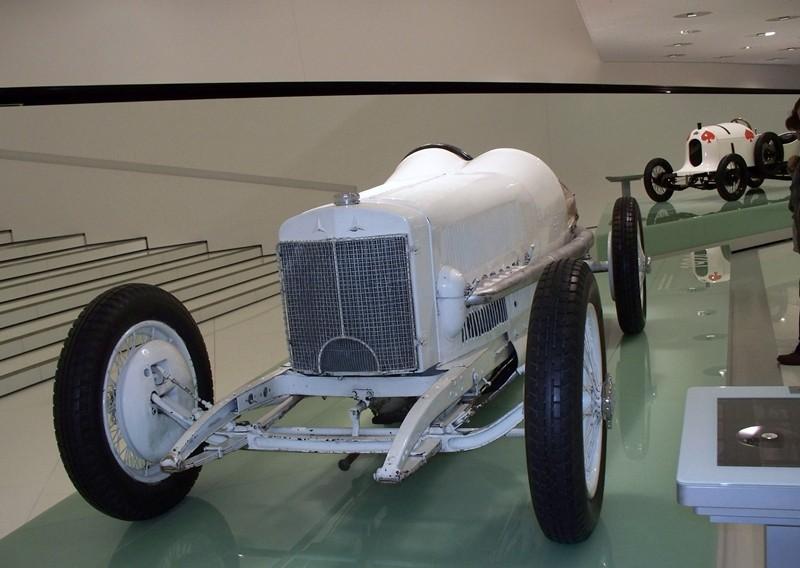 Porsche Museum in Zuffenhausen 100_3616