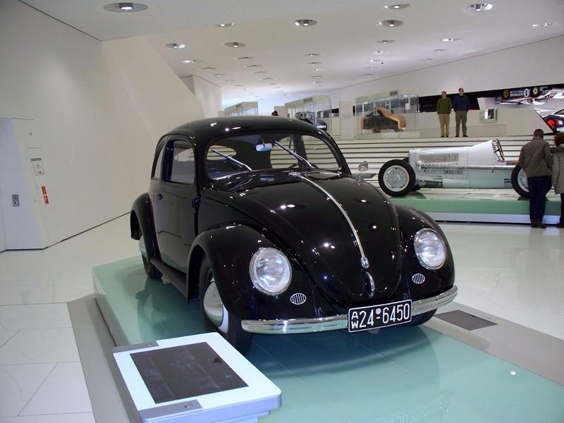 Porsche Museum in Zuffenhausen 100_3618