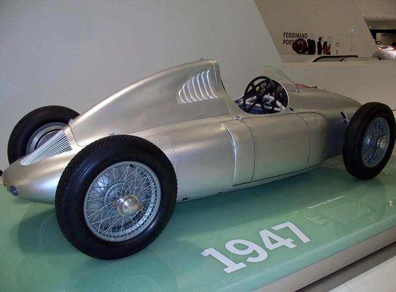 Porsche Museum in Zuffenhausen 100_3619