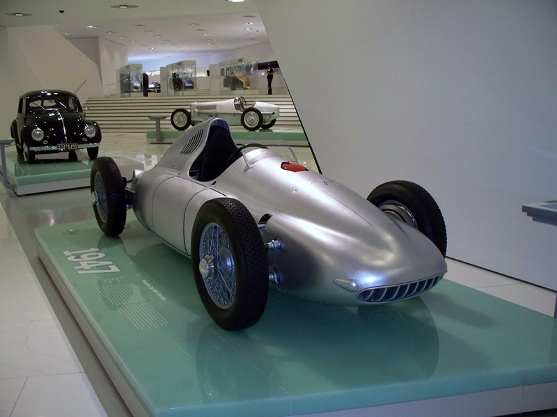Porsche Museum in Zuffenhausen 100_3620