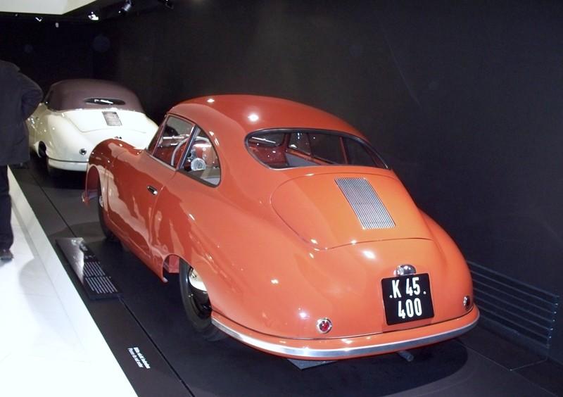 Porsche Museum in Zuffenhausen 100_3622