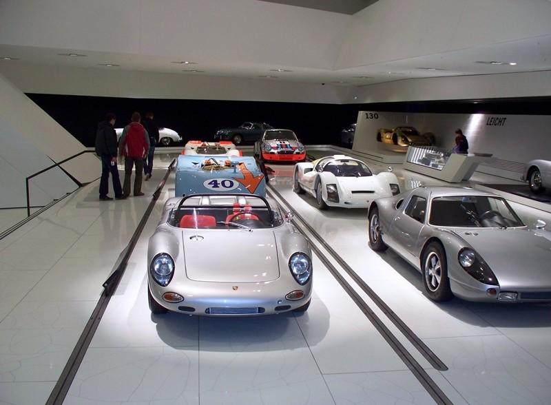 Porsche Museum in Zuffenhausen 100_3623