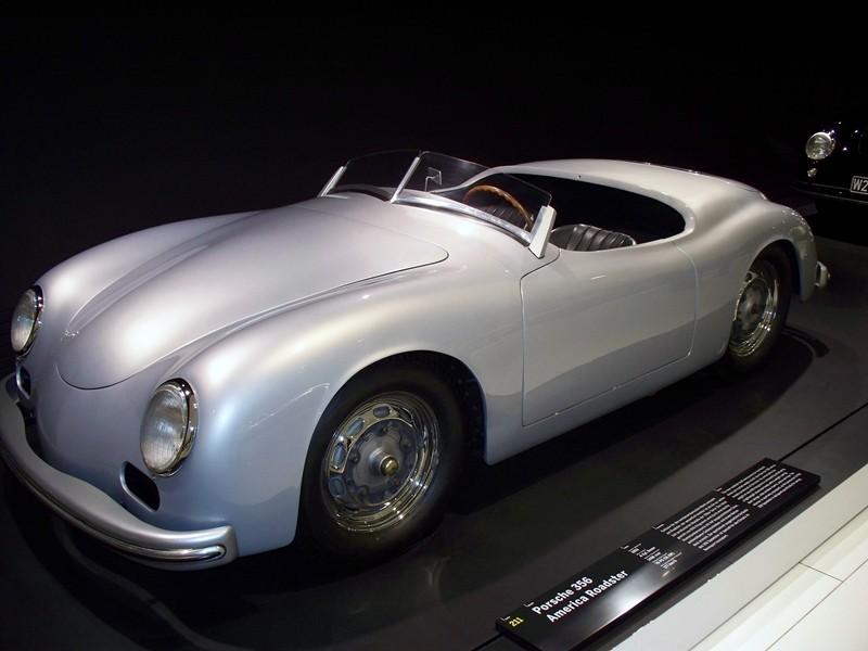 Porsche Museum in Zuffenhausen 100_3625