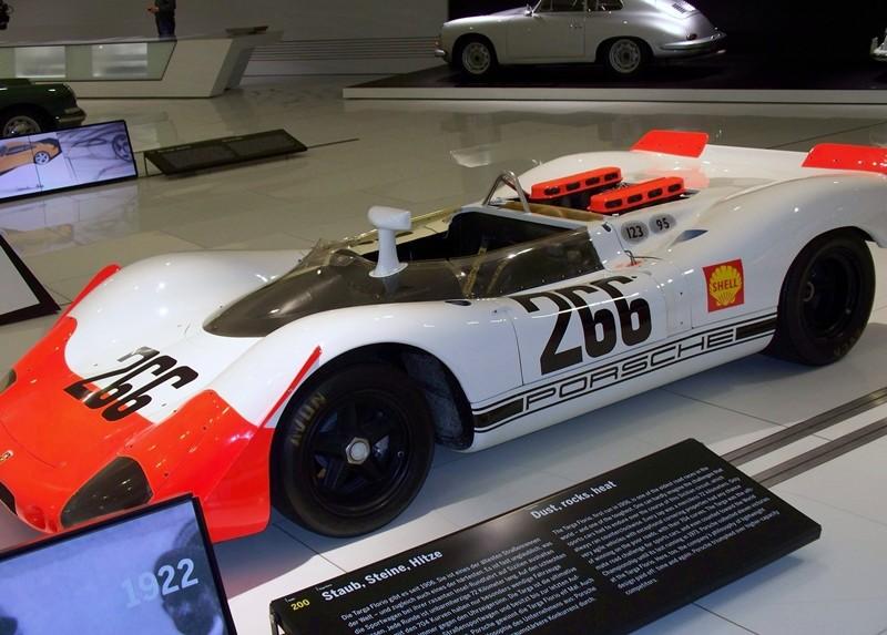 Porsche Museum in Zuffenhausen 100_3626