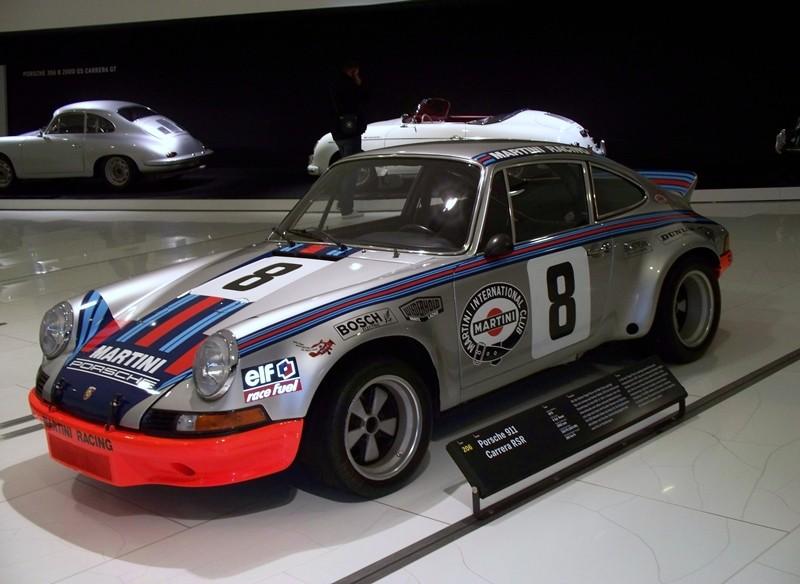 Porsche Museum in Zuffenhausen 100_3627