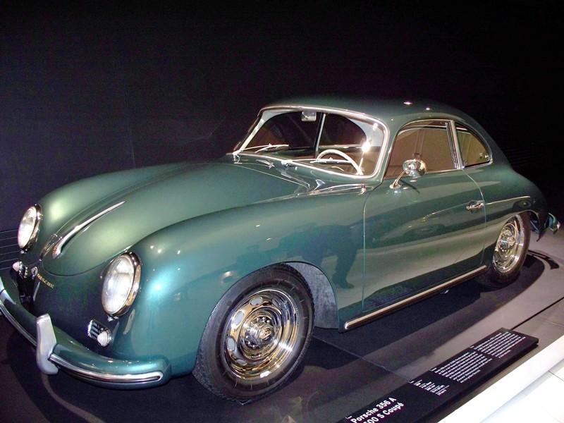 Porsche Museum in Zuffenhausen 100_3628