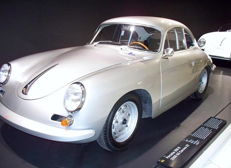 Porsche Museum in Zuffenhausen 100_3629