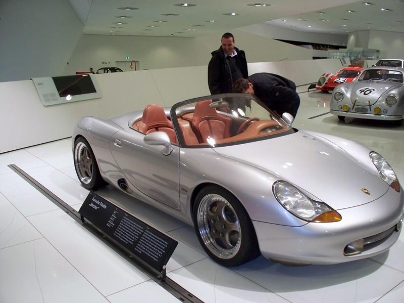 Porsche Museum in Zuffenhausen 100_3630