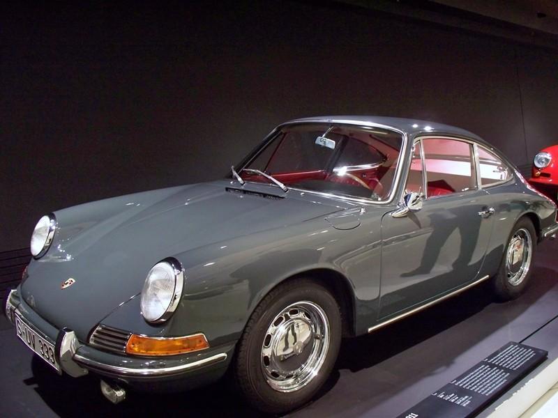 Porsche Museum in Zuffenhausen 100_3632