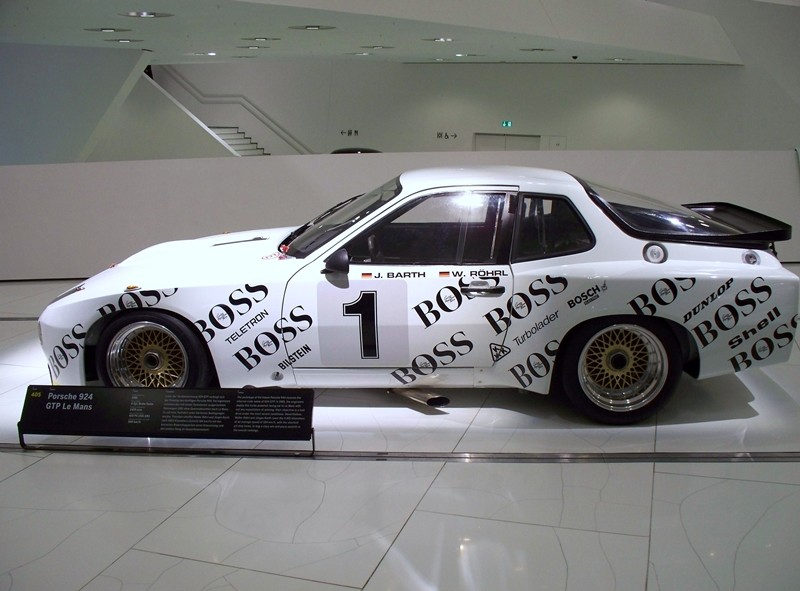 Porsche Museum in Zuffenhausen 100_3633