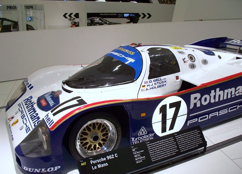 Porsche Museum in Zuffenhausen 100_3635