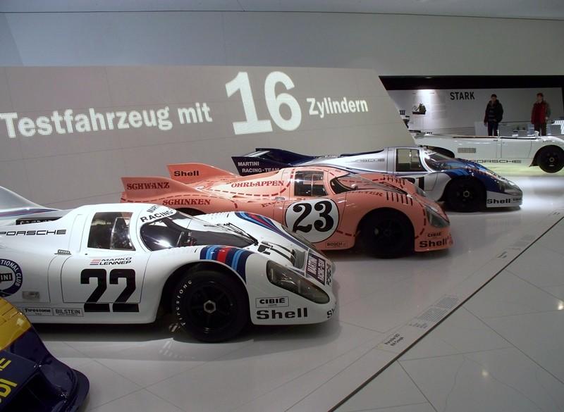 Porsche Museum in Zuffenhausen 100_3640