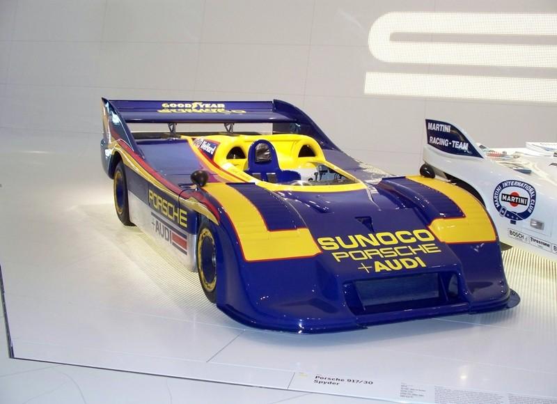 Porsche Museum in Zuffenhausen 100_3641