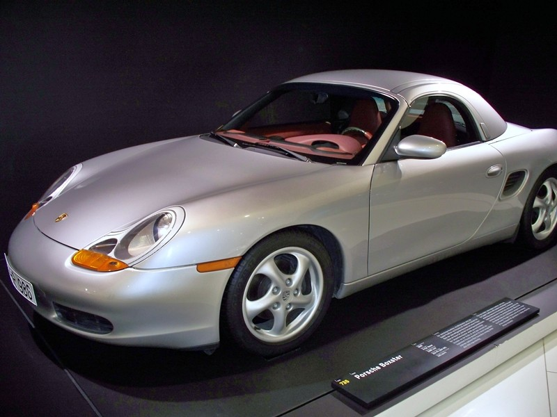 Porsche Museum in Zuffenhausen 100_3643